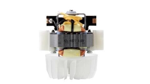 Motor de secador de cabelo