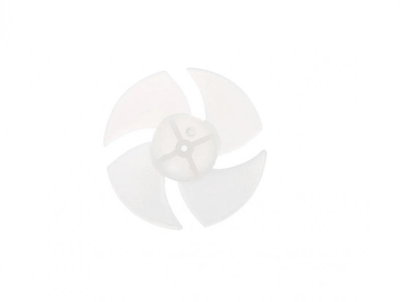 Hélice de secador de cabelo
