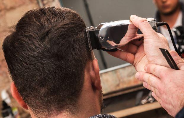 Peças para máquina de cortar cabelo